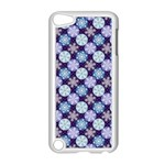 Snowflakes Pattern Apple iPod Touch 5 Case (White)