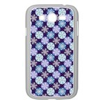 Snowflakes Pattern Samsung Galaxy Grand DUOS I9082 Case (White)
