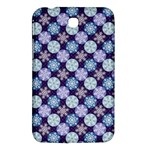 Snowflakes Pattern Samsung Galaxy Tab 3 (7 ) P3200 Hardshell Case
