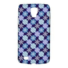 Snowflakes Pattern Galaxy S4 Active by DanaeStudio