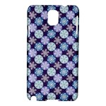 Snowflakes Pattern Samsung Galaxy Note 3 N9005 Hardshell Case