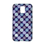 Snowflakes Pattern Samsung Galaxy S5 Hardshell Case
