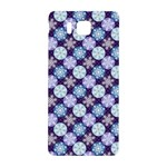 Snowflakes Pattern Samsung Galaxy Alpha Hardshell Back Case