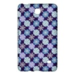 Snowflakes Pattern Samsung Galaxy Tab 4 (8 ) Hardshell Case