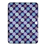 Snowflakes Pattern Samsung Galaxy Tab 4 (10.1 ) Hardshell Case