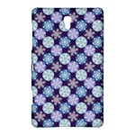 Snowflakes Pattern Samsung Galaxy Tab S (8.4 ) Hardshell Case