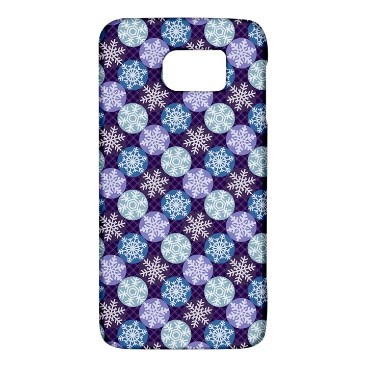 Snowflakes Pattern Galaxy S6