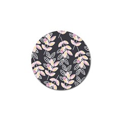 Winter Beautiful Foliage  Golf Ball Marker by DanaeStudio