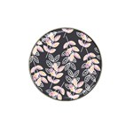 Winter Beautiful Foliage  Hat Clip Ball Marker