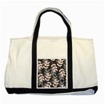 Winter Beautiful Foliage  Two Tone Tote Bag