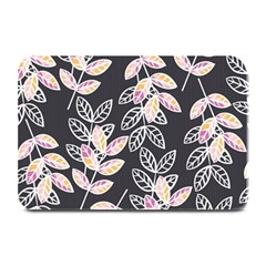 Winter Beautiful Foliage  Plate Mats by DanaeStudio