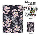 Winter Beautiful Foliage  Multi-purpose Cards (Rectangle)  Frontback