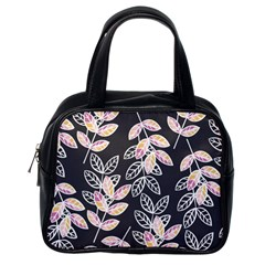 Winter Beautiful Foliage  Classic Handbags (one Side)