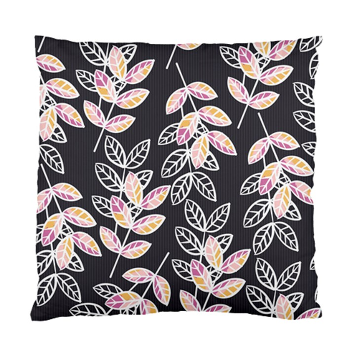 Winter Beautiful Foliage  Standard Cushion Case (Two Sides)