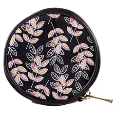 Winter Beautiful Foliage  Mini Makeup Bags