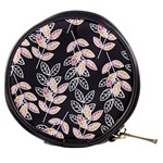 Winter Beautiful Foliage  Mini Makeup Bags Front
