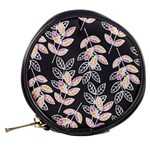 Winter Beautiful Foliage  Mini Makeup Bags Back