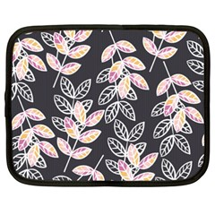 Winter Beautiful Foliage  Netbook Case (xxl)