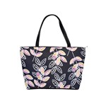 Winter Beautiful Foliage  Shoulder Handbags