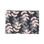 Winter Beautiful Foliage  Cosmetic Bag (Large)