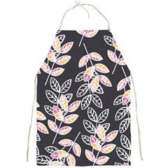 Winter Beautiful Foliage  Full Print Aprons by DanaeStudio