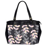 Winter Beautiful Foliage  Office Handbags (2 Sides)