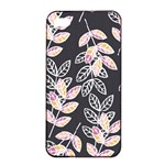 Winter Beautiful Foliage  Apple iPhone 4/4s Seamless Case (Black)
