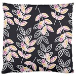 Winter Beautiful Foliage  Large Cushion Case (One Side)