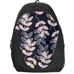 Winter Beautiful Foliage  Backpack Bag by DanaeStudio
