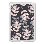 Winter Beautiful Foliage  Apple iPad Mini Case (White)
