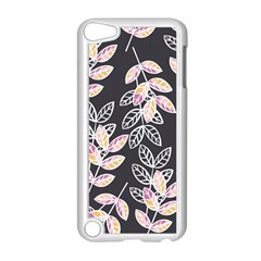 Winter Beautiful Foliage  Apple Ipod Touch 5 Case (white) by DanaeStudio