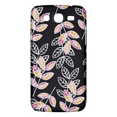 Winter Beautiful Foliage  Samsung Galaxy Mega 5 8 I9152 Hardshell Case  by DanaeStudio