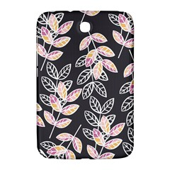 Winter Beautiful Foliage  Samsung Galaxy Note 8 0 N5100 Hardshell Case  by DanaeStudio