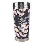 Winter Beautiful Foliage  Stainless Steel Travel Tumblers