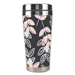 Winter Beautiful Foliage  Stainless Steel Travel Tumblers Right