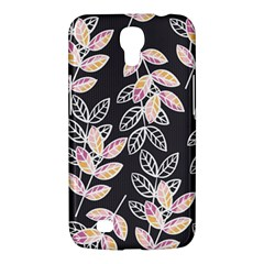 Winter Beautiful Foliage  Samsung Galaxy Mega 6 3  I9200 Hardshell Case by DanaeStudio