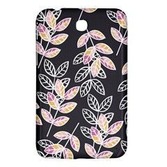 Winter Beautiful Foliage  Samsung Galaxy Tab 3 (7 ) P3200 Hardshell Case  by DanaeStudio