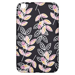 Winter Beautiful Foliage  Samsung Galaxy Tab 3 (8 ) T3100 Hardshell Case  by DanaeStudio