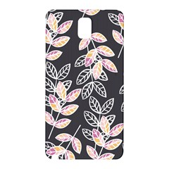 Winter Beautiful Foliage  Samsung Galaxy Note 3 N9005 Hardshell Back Case