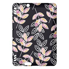 Winter Beautiful Foliage  Kindle Fire Hdx Hardshell Case by DanaeStudio