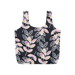 Winter Beautiful Foliage  Full Print Recycle Bags (S)
