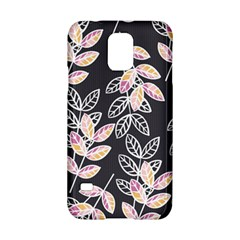 Winter Beautiful Foliage  Samsung Galaxy S5 Hardshell Case  by DanaeStudio
