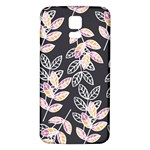 Winter Beautiful Foliage  Samsung Galaxy S5 Back Case (White)