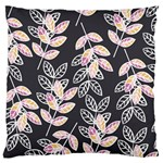 Winter Beautiful Foliage  Standard Flano Cushion Case (Two Sides)