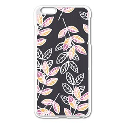 Winter Beautiful Foliage  Apple iPhone 6 Plus/6S Plus Enamel White Case