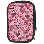 Artistic Valentine Hearts Compact Camera Cases