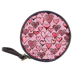 Artistic Valentine Hearts Classic 20 Cd Wallets