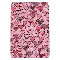 Artistic Valentine Hearts Flap Covers (l)  by BubbSnugg