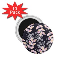 Winter Beautiful Foliage  1 75  Magnets (10 Pack)