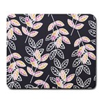 Winter Beautiful Foliage  Large Mousepads Front